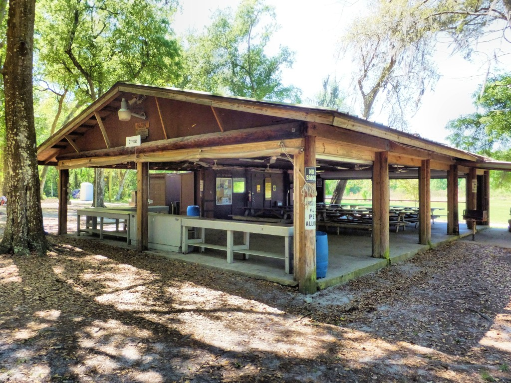 """""""In 1986, the Club built the SBBB pavilion and donated it to the Ranch."""""""